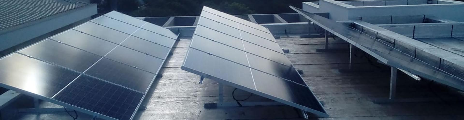 Instalação e Manutenção de Painéis de Energia Solar em Campinas - SP